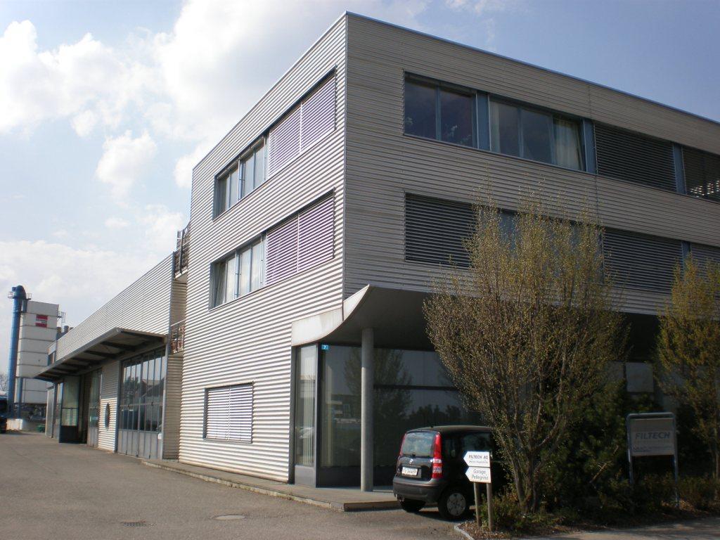 FILTECH AG in 8280 Kreuzlingen